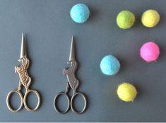 Unicorn Embroidery Scissors