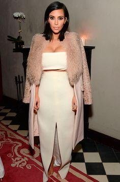 Launch of Simon Huck's Command Entertainment Group, New York, America - 10 Feb 2015 Kim Kardashian
