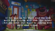 Sad Toy