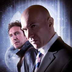 Eighth Doctor and The Master