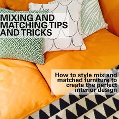 Confused about how to meld different types of furniture styles? Check out this article for helpful hints Types Of Furniture, Furniture Styles, Confused, Helpful Hints, Roots, Tips, Blog, Check, Design
