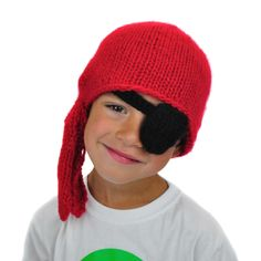 OMG   psychobaby - Neon Eaters Pirate Knit Beanie, $26.00 (http://www.psychobabyonline.com/neon-eaters-pirate-knit-beanie/)