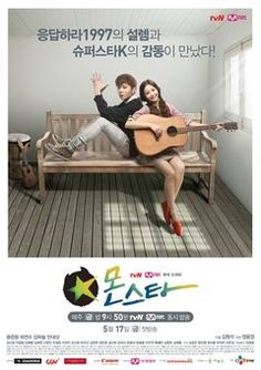 Monstar - Best New Drama. I LOVED THIS!!!!! Why did it have to end?!! Sequel? Nana was the best!  Lots of good music like Heartstrings