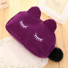 Cat Soft Pouch