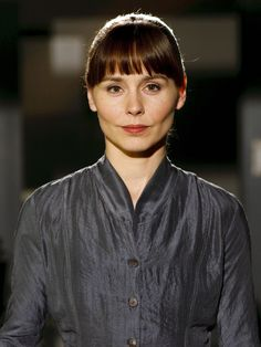 Tara Fitzgerald played Eve in Waking the Dead