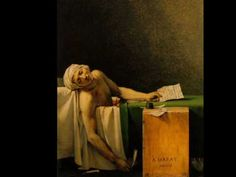 Art History in a Hurry - Death of Marat