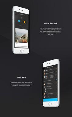 PCKG on App Design Served