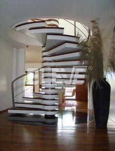 escaleras modernas de concreto - Google Search