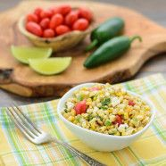 Roasted Corn Salsa Recipe