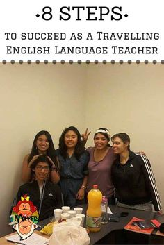 Do you want to travel around the world? How will you fund your travels? Teach English abroad! These are some tips to help you become a successful Travelling TEFL English Teacher!
