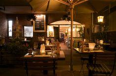 Wenn das kleine französische Restaurant Maison Blue in Köln