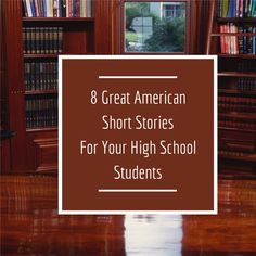 "Looking for famous short stories? Try these great American classics. Each story includes teaching ideas. Teach ""To Build a Fire"" by Jack London, ""An Occurrence at Owl Creek Bridge"" by Ambrose Bierce, ""The Minister's Black Veil"" by Nathaniel Hawthorne, ""The Gift of the Magi"" by O. Henry, ""The Revolt of Mother"" by Mary E. Wilkins Freeman, ""The Open Boat"" by Stephen Crane, ""Masque of the Red Death"" by Edgar Allen Poe, and ""The Lady or the Tiger"" by Frank Stockton."