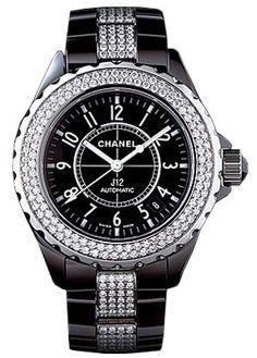 Chanel Ceramic H1339 J12