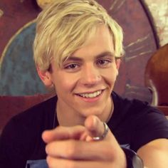 Ross Wants You(; And me aha(: