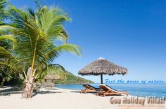 The exotic ambiance and sun kissed beaches in Goa are best to enthrall your senses.