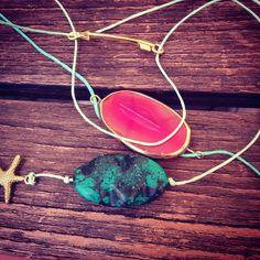 #DIY #summer #bracelet Turquoise Necklace, Board, Bracelets, Summer, How To Make, Diy, Jewelry, Fashion, Moda