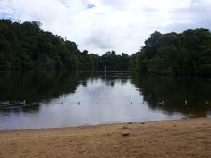 #Brokopondo beach  #Suriname