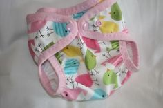 Ready to Ship NB Birdy Diaper Cover by stefanieittybittybum, $14.00