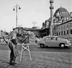 ✿ ❤ Bir zamanlar ISTANBUL, Eminönü 1965.