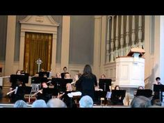 ▶ Jupiter from The Planets by Gustav Holst - Indy Winds Flute Choir - 8/18/2013 - YouTube