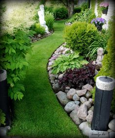 STENLYCKA-beautiful garden path