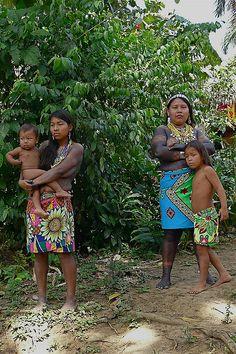 Panama - Chagres Park - Embera... http://twitter.com/PanamaLaw