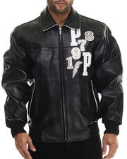 Outerwear - Come Out Fighting Full Leather Jacket