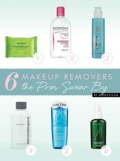 makeup removers that actually take all your makeup off {makeup artists shared their favorites, so helpful!}