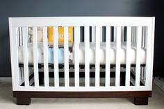 Eco-friendly baby crib