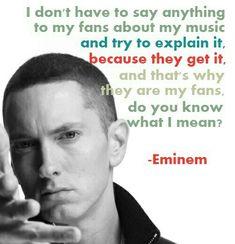 I do... STAN FOREVER!!!