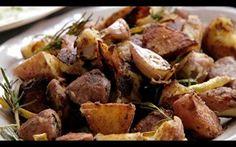 Receita de batata sautée com alho e alecrim - Receitas - Receitas GNT