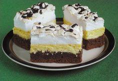 Hungarian Desserts, Hungarian Cake, Hungarian Recipes, Bread Dough Recipe, Cake Bars, Winter Food, Nutella, Cheesecake, Dessert Recipes