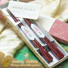 Traditional Wakasa Nuri Bashi (lacquered chopsticks) Meisho Wakasa Zen (legend artisan Wakasa pair of chopsticks) Rokkaku Kousa two pairs