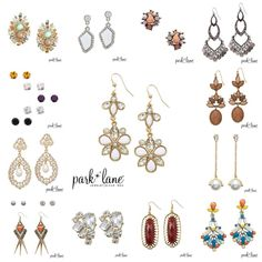 The latest fashion jewellery