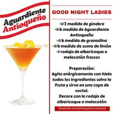 ¡Aguardiente Antioqueño combina con todo! #Aguardiente #Antioqueño #Coctel #Cocktail #GoodNight #Ladies Alcoholic Drinks, Beverages, Party Drinks, Snack, Mojito, Bartender, Tequila, Cocktail Recipes, Bon Appetit