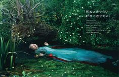 死ぬときぐらい好きにさせてよ 宝島社 企業広告 2016年