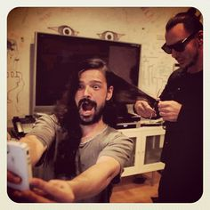 Hey, remember that one time @tomofromearth got a haircut? — #MARSisComing http://instagram.com/p/Vm1MQkAPiN/#