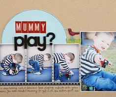 Record Everyday Moments with a Film Strip-Style Layout