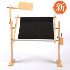 The new practical Wood cross stitch frame embroidery frame adjustable 1.2kg/ free shipping cross-stitch kits set 277.48 \23$
