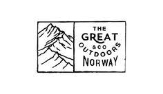 Hand-Drawn Logo Designs by Jorgen Grotdal Hang Ten, Type Logo, Logos Retro, Vintage Logos, Outdoor Logos, Hand Drawn Logo, Typographic Logo, Badge Design, Identity Design