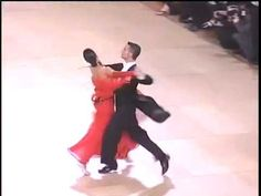UK Open 2005 - Final - Tango - YouTube.  Americnan Tango is the most offensive dance I've ever seen.  And that version of Perfidia is also.