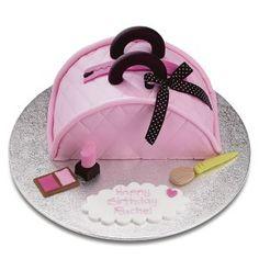 Pink Handbag Cake - Waitrose