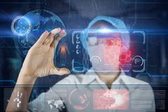 L'analyse de données pour aider au diagnostic et aux traitements est investie par de nombreuses entreprises, dont les géants Google et IBM.