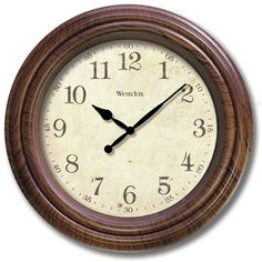 "Found it at Wayfair - 10"" Wall Clock"