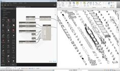 Created Entourage/Railing/Planting/Furniture /Door Window container files in minutes not hours. thanks to @DynamoBIM