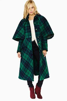 Valentino Hunting Season Coat