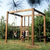 Outdoor Fun For Kids Backyard Playground - Trend Topic For You 2020