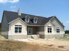 We work hard on the home of your dreams!