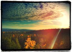 Sky by Jari Lindeman, via Wide World, Girl Falling, Still Life, Photo Galleries, Peace, Paintings, Sky, Sunset, Live