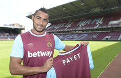 DONE DEAL! West Ham announce transfer signing of European assist king